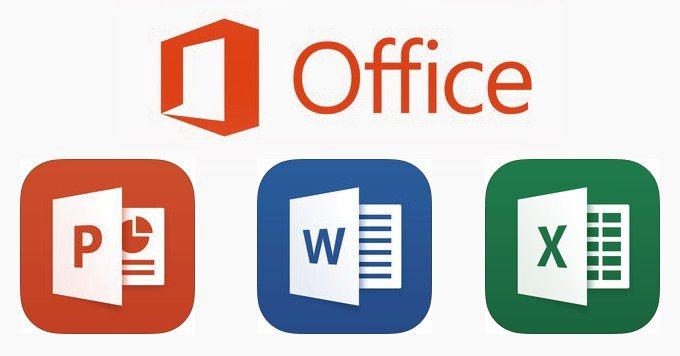 Microsoft dokunma uyumlu Windows 10 Office uygulamalarını beklemeye aldı