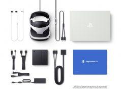 Sony PlayStation VR kutusunun içindekileri gözler önüne çıkardı