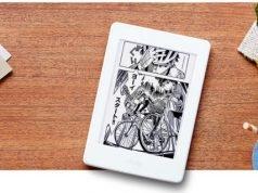 Amazon Kindle Manga Model Japonya'da satışa sunuluyor