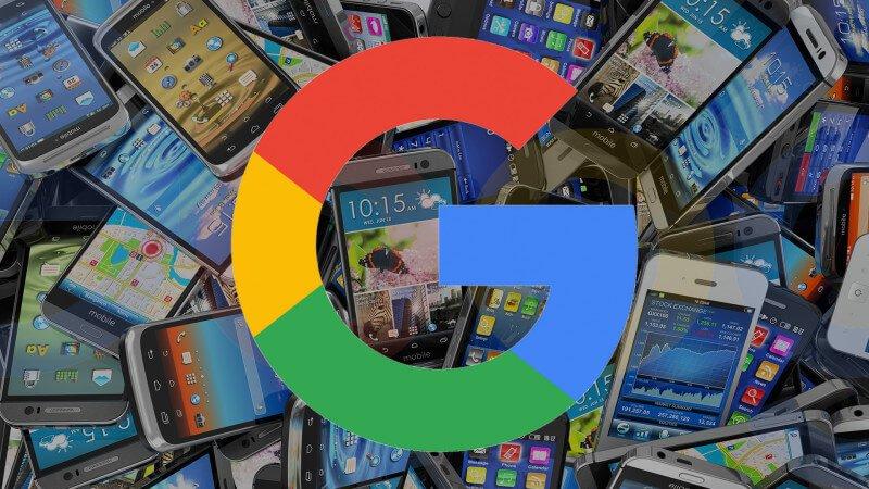 google mobil arama