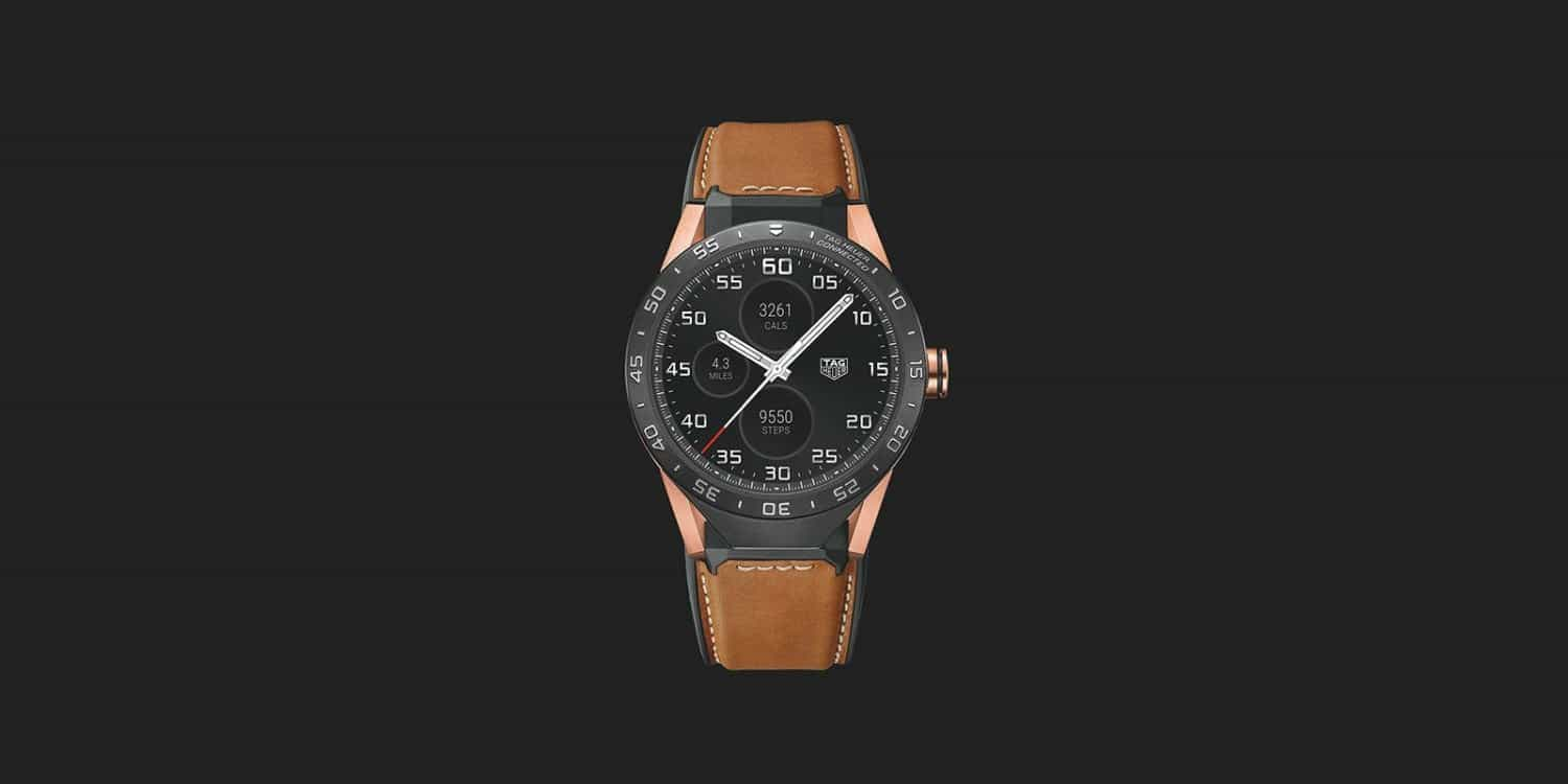 tag heuer android wear 2.0