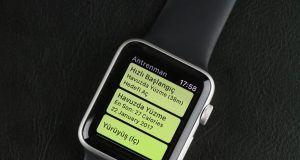 Apple Watch'a çok yakında yeni antrenman aktiviteleri eklenebilir