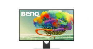 BenQ'nun en yeni monitöründe USB-C yerleştirme istasyonu var