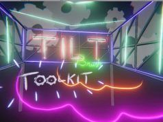 google tilt brush