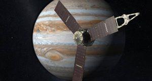 NASA Juno uzay gemisinin görevini üç yıl daha uzattı