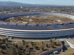 Apple yeni yerleşkesi Apple Park'a taşınmaya nisan ayında başlıyor