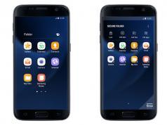 Güvenli Klasör uygulaması Galaxy S7 ve S7 edge'lere geldi