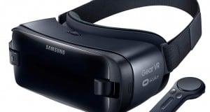 Samsung'un OLED Gear VR üzerinde çalıştığı iddia ediliyor