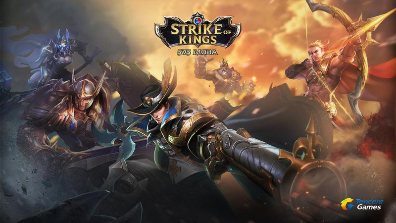 Strike of Kings Türkiye lansmanı Gaming Istanbul 2017'de yapıldı