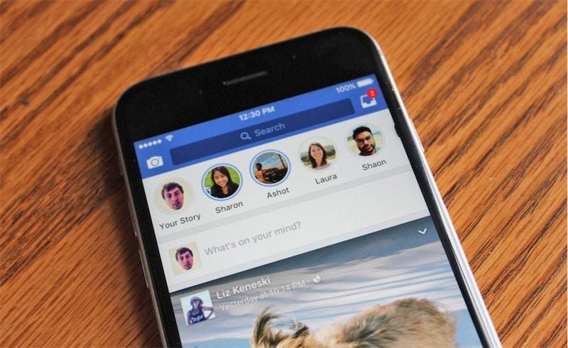 facebook hikayeleri