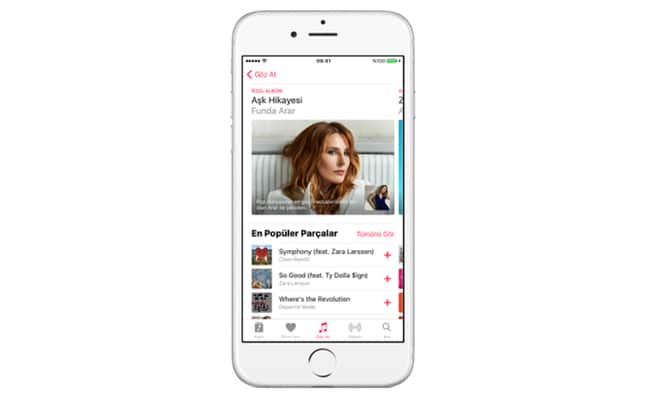 funda arar apple music