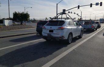 Apple sürücüsüz otomobil filosundaki araç sayısını 55'e çıkardı