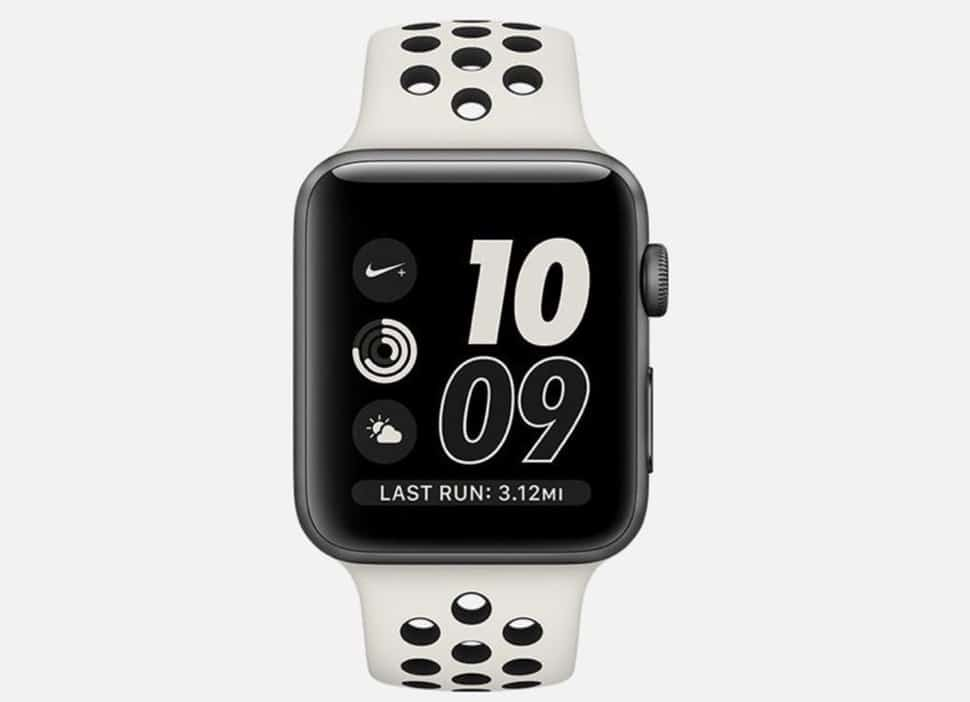 apple watch nike lab