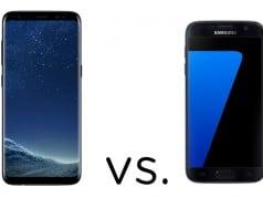 Samsung Galaxy S8 ile S7 karşı karşıya: Galaxy S7'den geçiş yapmalı mı?