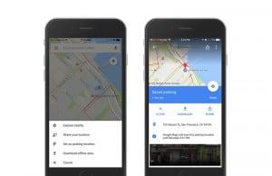 Google Haritalar otomobilinizi nereye park ettiğinizi hatırlayacak