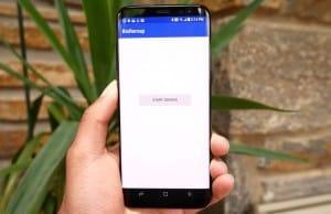 Galaxy S8 Bixby tuşunun işlevini bu uygulamayla değiştirin
