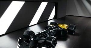 Renault R.S. 2027 konseptiyle F1'in geleceğine ışık tutuyor