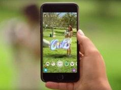 Snapchat'e üç boyutlu dünya lensleri eklendi