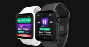 Spotify Apple Watch uygulaması için ilk adımlarını atıyor