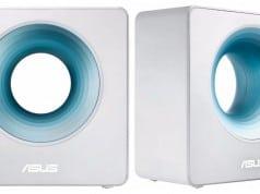 Asus Blue Cave Wi-Fi modem Dyson'ın fanlarını andırıyor