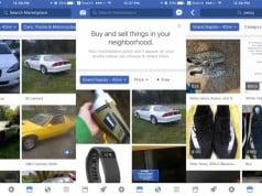 Facebook yenilenmiş Marketplace ile Craiglist'e bir kez daha rakip oluyor