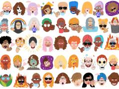 Google Allo ile özçekimler karikatür çıkartmalara dönüşüyor