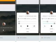 Google'ın gizemli Fuchsia OS'inin kullanıcı arayüzü ortaya çıktı