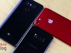 Android telefonlar iPhone'a kıyasla daha hassas