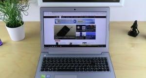 Lenovo IdeaPad 510 İncelemesi