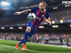 PES 2018 12 Eylülde PC ve konsollarda oyuncularla buluşacak