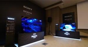 Sony BRAVIA OLED TV ve diğer yeni 4K HDR televizyonlarının Türkiye lansmanını gerçekleştirdi