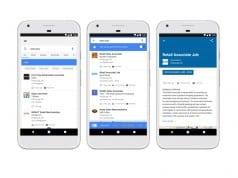Google iş ilanlarını arama sonuçlarında göstermeye başlıyor