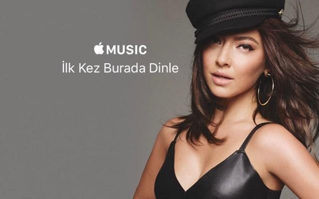 hadise şampiyon apple music