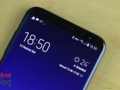 Samsung Galaxy S8 ve S8+ süper ağır çekim desteğine kavuşuyor