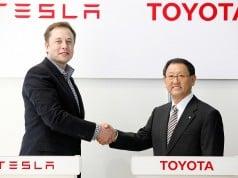 Tesla ve Toyota arasındaki işbirliği sona erdi