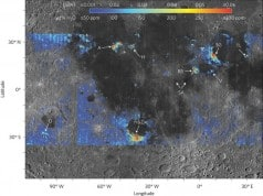 Ay'daki su miktarının tahmin edilenden daha fazla olduğu ortaya çıktı