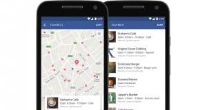 Facebook WiFi bulma servisini iOS ve Android uygulamalarına getiriyor