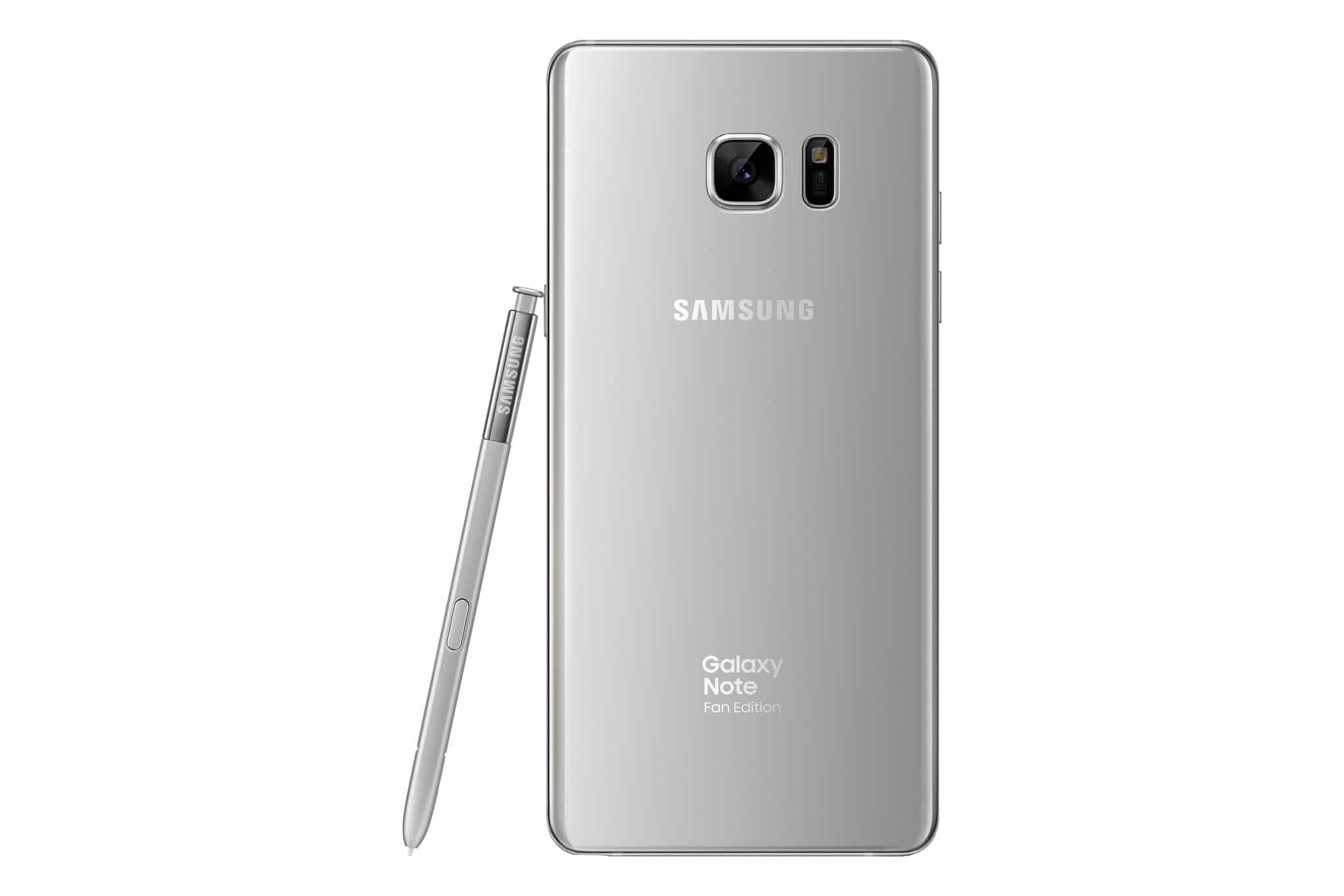 samsung galaxy note 7 (fe)