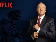 Netflix Kevin Spacey'in House of Cards kadrosundan çıkarıldığını açıkladı
