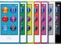 Apple iPod nano ve iPod shuffle'ın satışını sonlandırdı