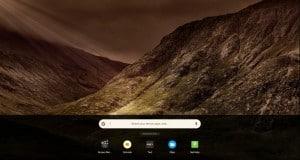 Chrome OS'e dokunmatik ekran uyumlu bir masaüstü geliyor