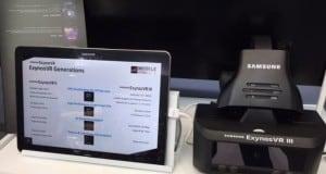 Samsung ExynosVR sanal gerçeklik başlığının prototipi ortaya çıktı