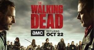 The Walking Dead'in yeni sezonu için ilk fragman yayınlandı