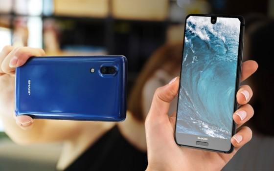 Sharp Aquos S2 resmiyet kazandı: 5.5 inç ekran, iki farklı işlemci seçeneği