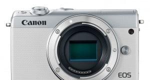 Canon M100 24.2 megapiksel çözünürlüklü sensörle geliyor