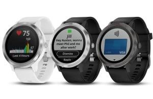 Garmin Vivoactive 3 ile Apple Watch ve Fitbit ile rekabet edecek