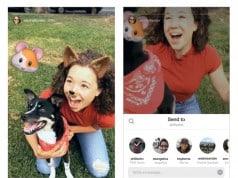 Instagram Direct üzerinden başka kullanıcıların hikayeleri paylaşılabilecek