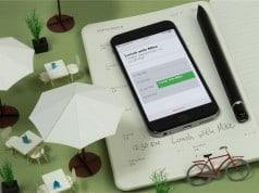 Moleskine Smart Planner elle yazılan takvimi buluta aktarıyor