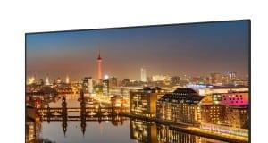 Sharp 8K çözünürlüklü yeni Aquos TV'yi tanıttı