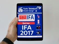 Türk Telekom Mobil Dergi'den IFA 2017 özel sayısı